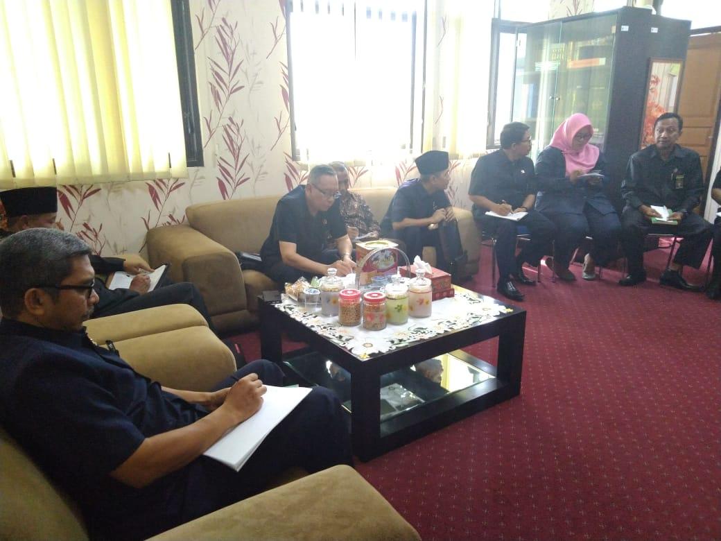 Bimbingan teknik e-litigasi di Pengadilan Agama Surabaya