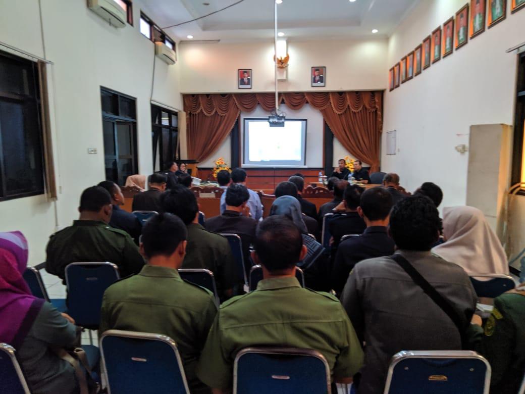 Studi Orientasi Pelaksanaan e-Litigasi di PA Surabaya