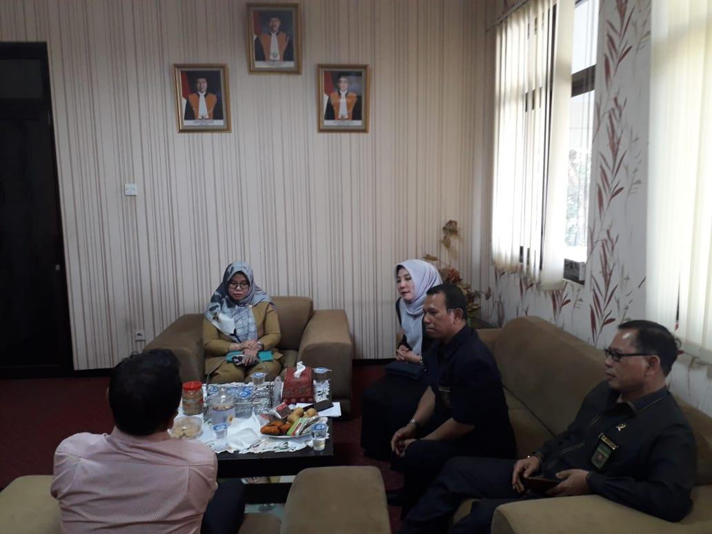 Pemerintah Kota Surabaya siap bersinergi dengan Pengadilan Agama Surabaya
